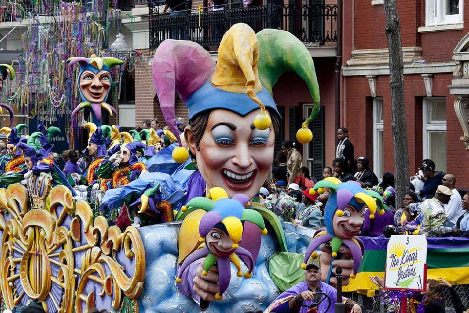 How to spend your time at Mardi Gras
