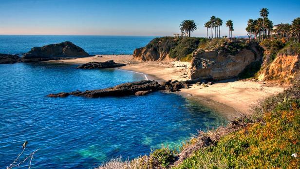 white sand beaches California Best Winter Escape Destination